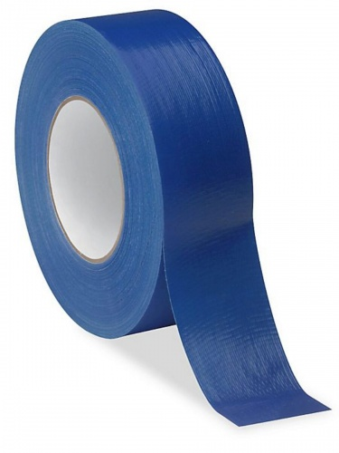 5m X 50mm Blue Duct Tape For General Purpose Use
